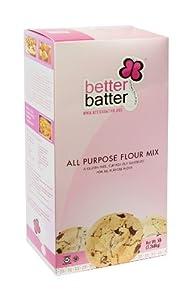 Better Batter Gluten Free All Purpose Flour Mix -- 5lb