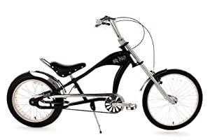 chopper bike chopper black r noir ks cycling. Black Bedroom Furniture Sets. Home Design Ideas