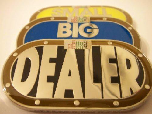 Best Deals! Dealer Button & Blind Set