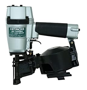 Hitachi NV45AB2 7/8-Inch to 1-3/4-Inch Roofing Nailer,Hitachi,NV45AB2,361-NV45AB2