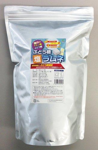 ぶどう糖塩ラムネ 200粒袋