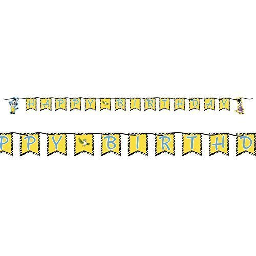 16 pack Dancing Musical Notes Happy Birthday 3-Ply Lunch Napkins