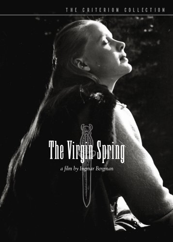 Cover art for  The Virgin Spring (The Criterion Collection)