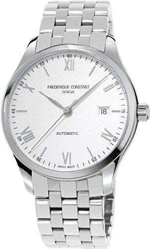 Frederique Constant Geneve Classic Index FC-303WN5B6B Orologio automatico uomo Ottima leggibilità