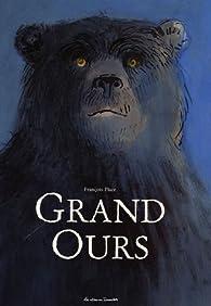 Grand Ours par François Place