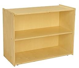 Childcraft 1526314 ABC Furnishings Deep Shelf Storage Units, 27.38\