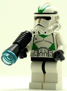 amazoncom lego star wars minifig clone trooper episode