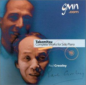 Takemitsu: Complete Works for Solo Piano