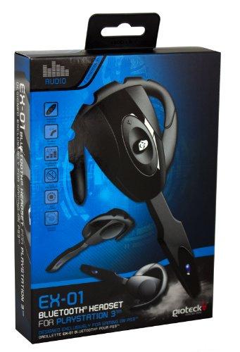 Oreillette bluetooth pour PS3 – Ex-01
