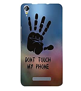 Perfect print Back cover for Micromax Canvas Juice 3 Plus Q394