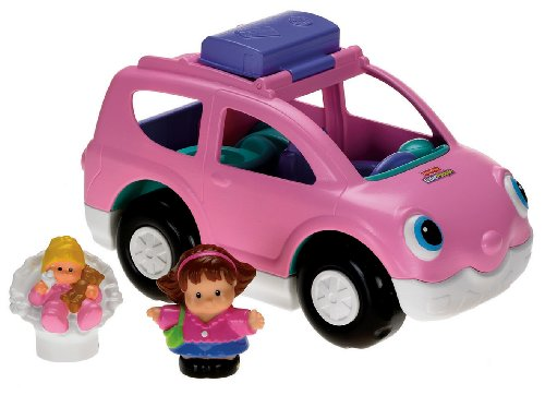 Fisher-Price Little People Open and Close SUV