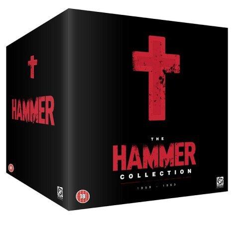 Hammer Collection [Edizione: Regno Unito]