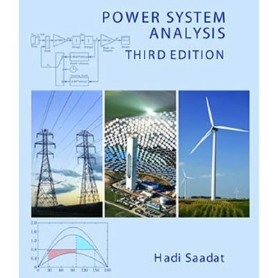 Power System Analysis Third Edition (Power System Analysis And Design compare prices)