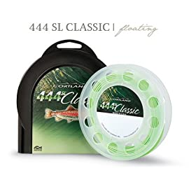 Cortland 444 SL Classic Floating Fly Line Type & Weight: Wt. Forward 6 Floating