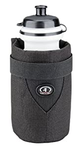 Tamrac M.A.S. Water Bottle in Padded Carrier (Black) by Tamrac