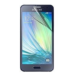 Stuffcool Crystal Clear Screen Protector Screenguard for Samsung Galaxy E5 (CCSGE5)