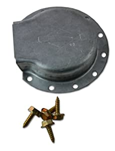 Briggs & Stratton 795036 Side-Out Muffler Deflector For Models 250000, 311700, 280000, 400000, 420000, 290000, 300000, 311700 and 350000 by Magneto Power