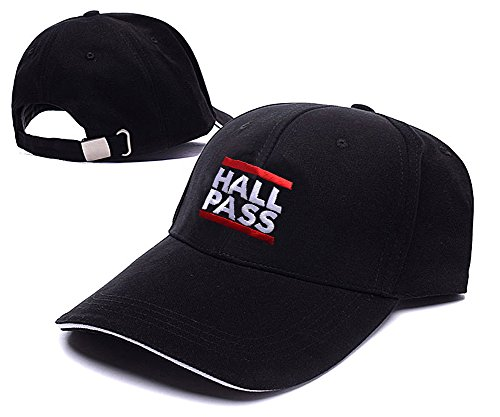 [Jeffrey Hall Pass Logo Adjustable Baseball Caps Unisex Snapback Embroidery Hats] (Alexandra Bruce Costume)