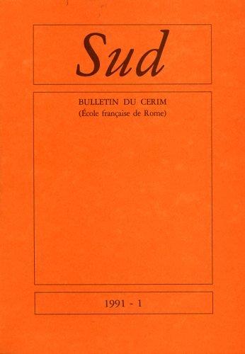 bulletin-du-cerim-1991n1-sud-dal-sommaire-articles-riviasredun-aperau-des-recherches-franaaises-sur-