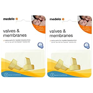 Medela Valves & Membranes (Set of 2)