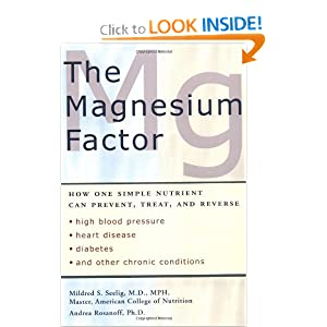 Click to buy Healthy Blood Pressure: The Magnesium Factor from Amazon!