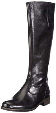 Gabor Shoes Comfort 72.797.67, Damen Stiefel, Schwarz (schw(Micro/S.hell)), EU 37 (UK 4) (US 6.5)