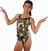 GI Gymnast Leotard (Adult Small)