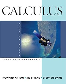 Calculus Early Transcendentals Combined, 9th Edition