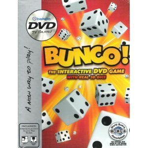 Bunco! The Interactive DVD Game with Real 3D Dice - 1
