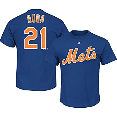 Lucas Duda New York Mets #21 MLB Youth Name & Number Player T-shirt