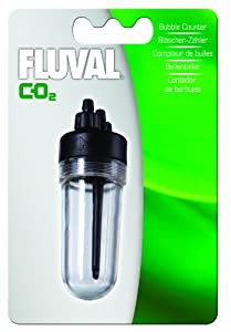 Fluval 88g-CO2 Bubble Counter - 3.1 Ounces