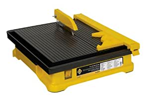 QEP 60084A 4-Inch Portable Tile Saw with Water Cooling System