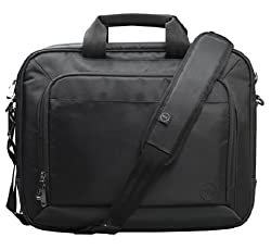 Dell Nylon Notebook Bag w/Shoulder Strap - Fits up to 14