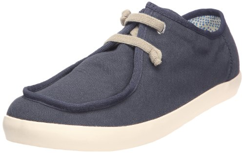 Camper Peu Rambla Men's Sneaker Blue (CottonOrganic Eclipse/Carrer Pa) UK 12