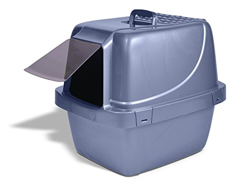 Van Ness CP66 Enclosed Sifting Cat Pan/Litter Box, Large (Sifting Cat Pan Liners compare prices)