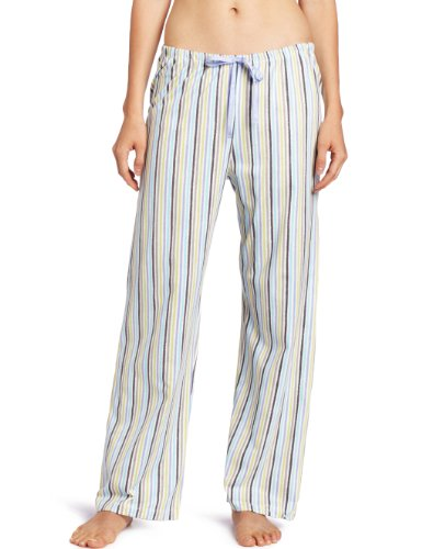 HUE Women's Chalk Stripe Pant