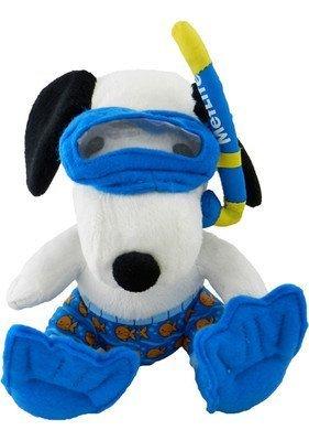extremely-rare-metlife-peanuts-plush-snoopy-snorkelling-snorkel-diver-by-metlife