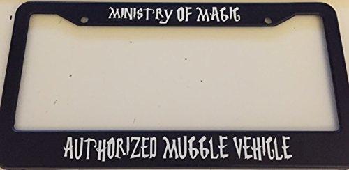 Ministry of Magic Authorized Muggle Vehicle – Harry Potter Style ...