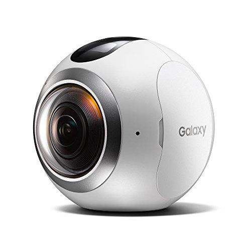 【Galaxy純正 国内正規品】 Galaxy 全天球カメラ Gear 36...