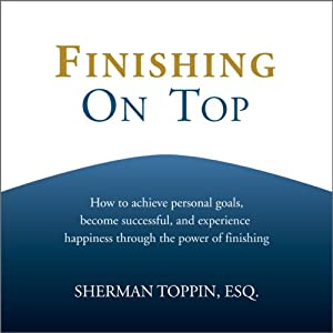 Finishing on Top Audiobook