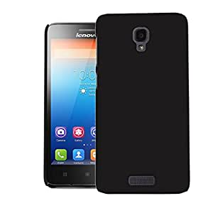ZYNK CASE BACK COVER FOR LENOVO A6600 BLACK