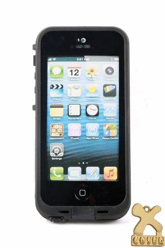 iphone5 ケース 防水 防塵 耐衝撃 ストラップ 衝撃 自転車 サイクリング ライフ iphone5 カバー 防水 Sakura Favour store