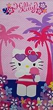 Hello Kitty Beach Towel - Ice Cream