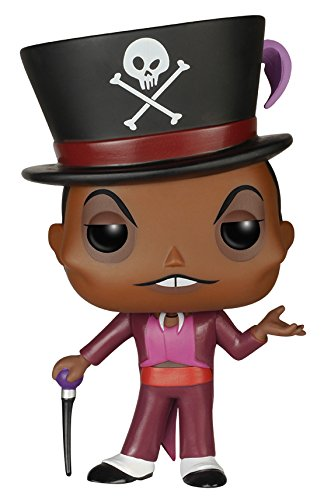 Funko - Fun5088 - Pop - Disney - Princess And The Frog - Dr. Facilier
