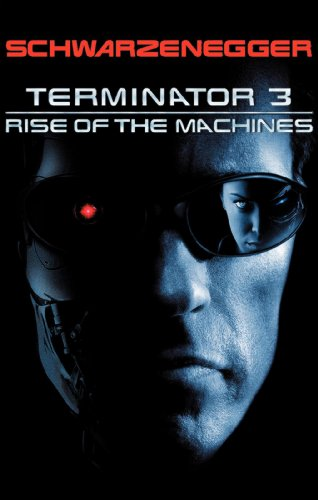 Terminator 3: Rise of the Machines Cover