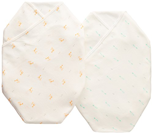 Carters Baby 2-pk. Essentials Swaddle Blankets One Size White