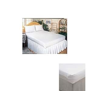 Amazon Twin Size Bed Mattress Cover Zipper Plastic