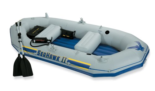 Intex Seahawk II Boat Set