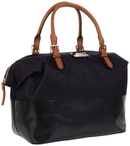 Cheap Kate Spade New York  Dixon Place Blaine Satchel,Indigo,One Size