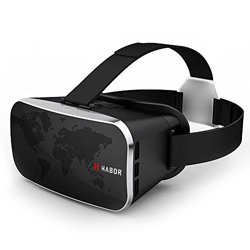 Why Choose Habor 3D VR Virtual Reality Headset Virtual Video Glasses for iPhone 6s 6 Plus Samsung Galaxy series